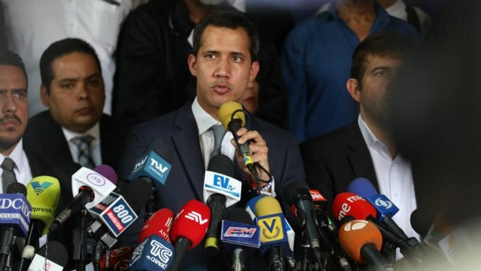Venecuela suspendovala avio-kompaniju kojom je leteo lider opozicije Gvaido 1