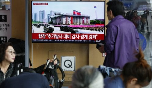 Severna Koreja lansirala više raketa kratkog dometa 14
