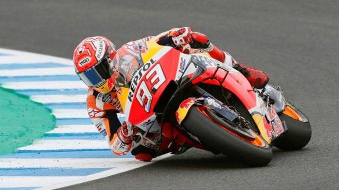Moto GP: Pobeda Markeza u Aragonu 1