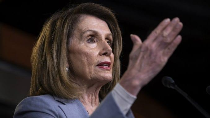 Otkrivena namera napadača na Kongres da ubije Nensi Pelosi 1