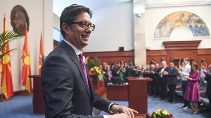 Pendarovski očekuje da S.Makedonija počne pregovore sa EU tokom predsedavanja Hrvatske 2