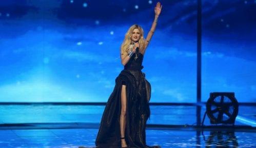 Iz kojih zemalja je Srbija dobila najviše glasova publike na Evroviziji? 9