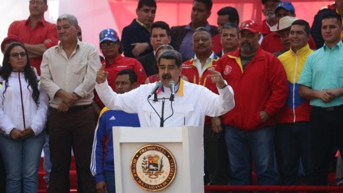 Maduro okrivio SAD za prekid struje u Venecueli 2
