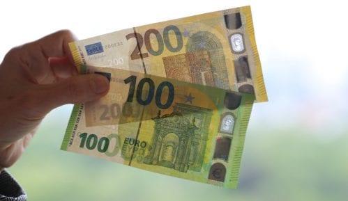 U Frankfurtu predstavljene nove novčanice od 100 i 200 evra 12