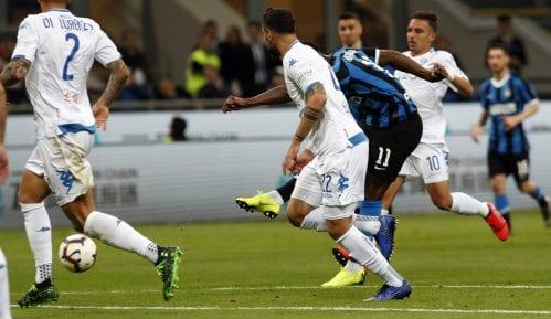 Atalanta i Inter u Ligi šampiona, Empoli ispao iz Serije A 2