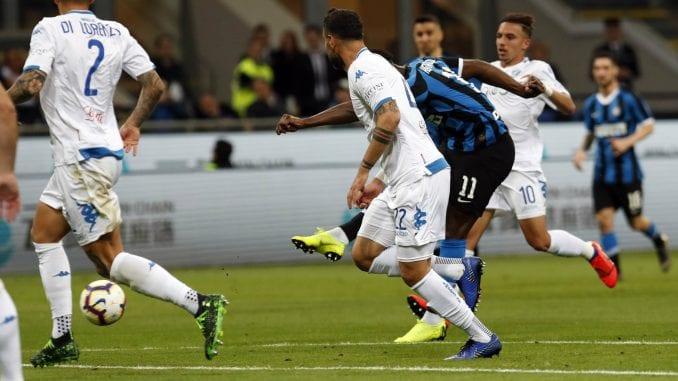 Atalanta i Inter u Ligi šampiona, Empoli ispao iz Serije A 1