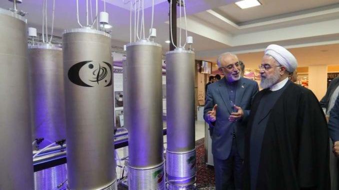Iran suspendovao delove nuklearnog sporazuma 1