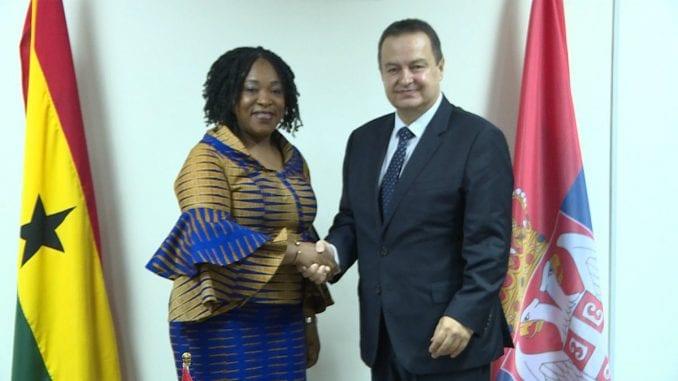 Dačić: Srbija i Gana treba da poboljšaju saradnju 1