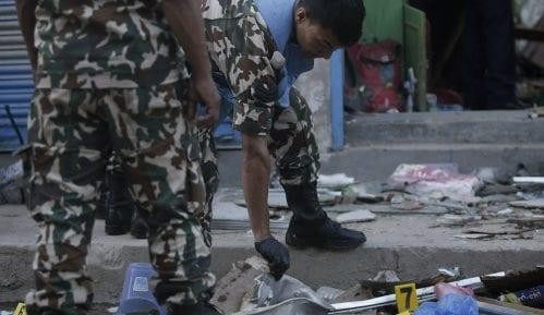 Tri osobe poginule, najmanje osam ranjeno u tri eksplozije u Katmanduu 2