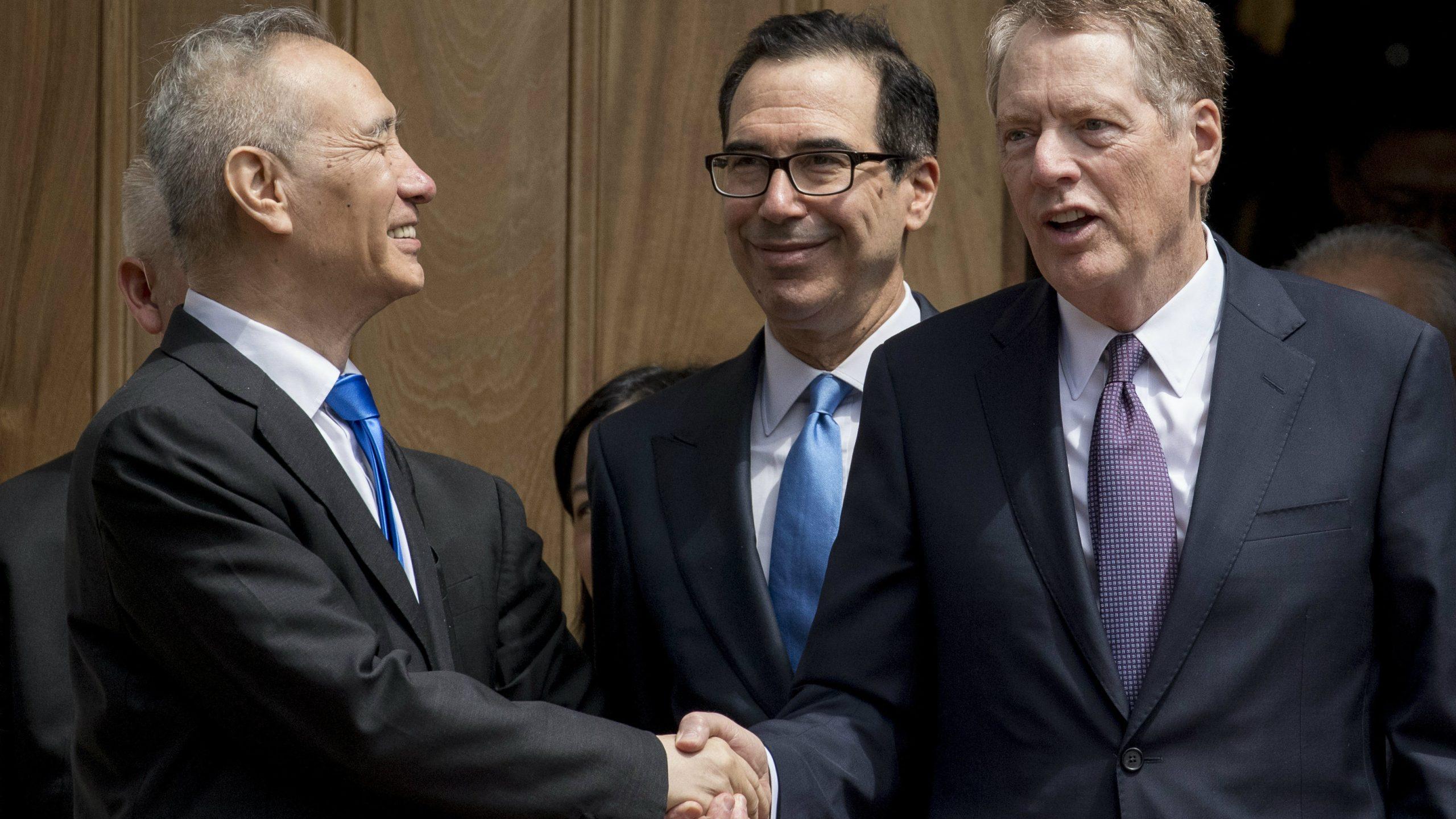 Tramp: SAD i Kina imali otvorene i konstruktivne razgovore 1