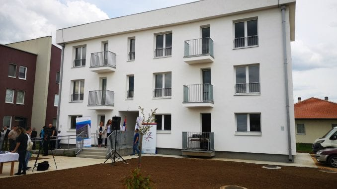 Kupuju se stanovi za izbeglice u Požarevcu 3