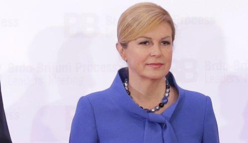Predsednica Hrvatske dobitnica Fulbrajt nagrade za životno delo u 2019. 4