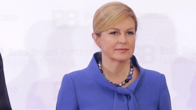 Grabar-Kitarović: EU nedostaje zainteresovanosti za Zapadni Balkan 1