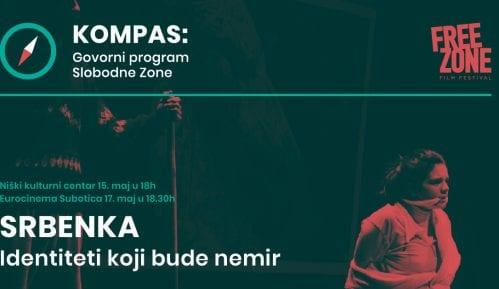 """Kompas program festivala """"Slobodne zone"""" u Nišu i Subotici 5"""
