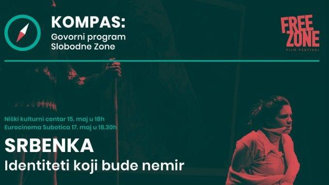 """Kompas program festivala """"Slobodne zone"""" u Nišu i Subotici 1"""