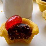 Recept nedelje: Korpice sa čokoladom i višnjama 15