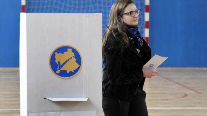Odluka CIK-a: Na izborima u nedelju glasanje samo s dokumentima Kosova 1