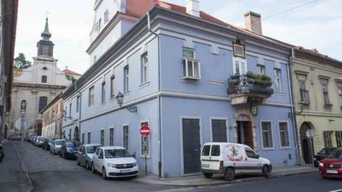 Konferencija o spomen domu bana Jelačića u Petrovaradinu 1