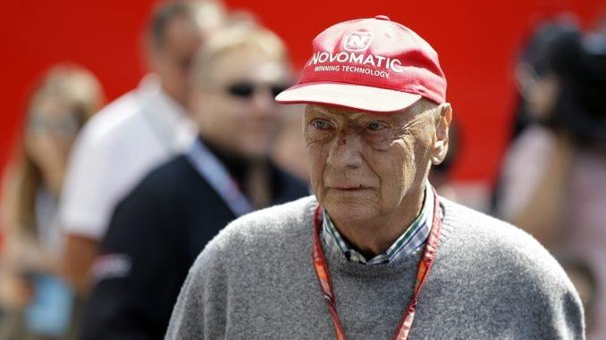 Umro Niki Lauda 1