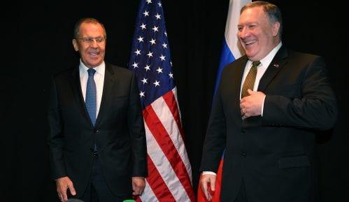 Lavrov i Pompeo se zalažu za poboljšanje odnosa Rusije i SAD 15