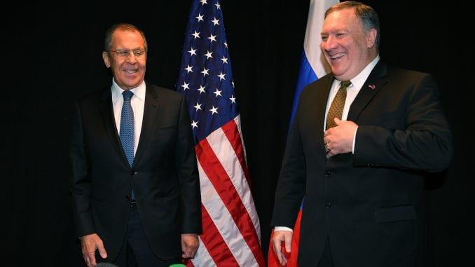 Lavrov i Pompeo se zalažu za poboljšanje odnosa Rusije i SAD 3