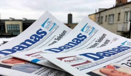 Savet za štampu po žalbi RTS: Danas nije prekršio Kodeks novinara 2
