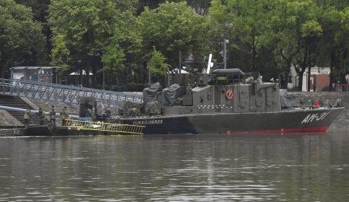 Počelo suđenje kapetanu zbog sudara brodova u Budimpešti 13