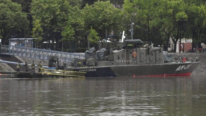 Posle brodske nesreće u Mađarskoj nađeno 20 tela, potraga se nastavlja 1