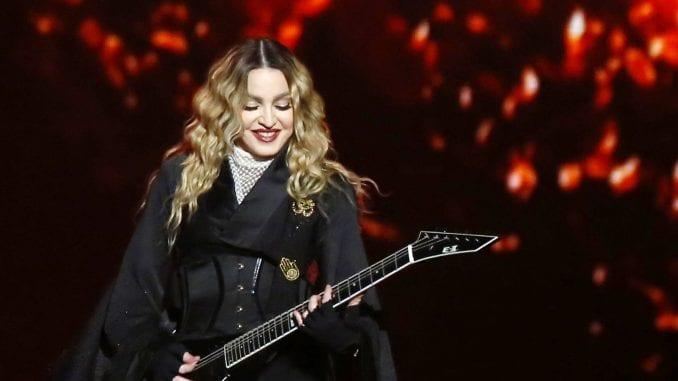 Madona uoči Evrovizije: Neću odustati od muzike zbog tuđih političkih planova 1