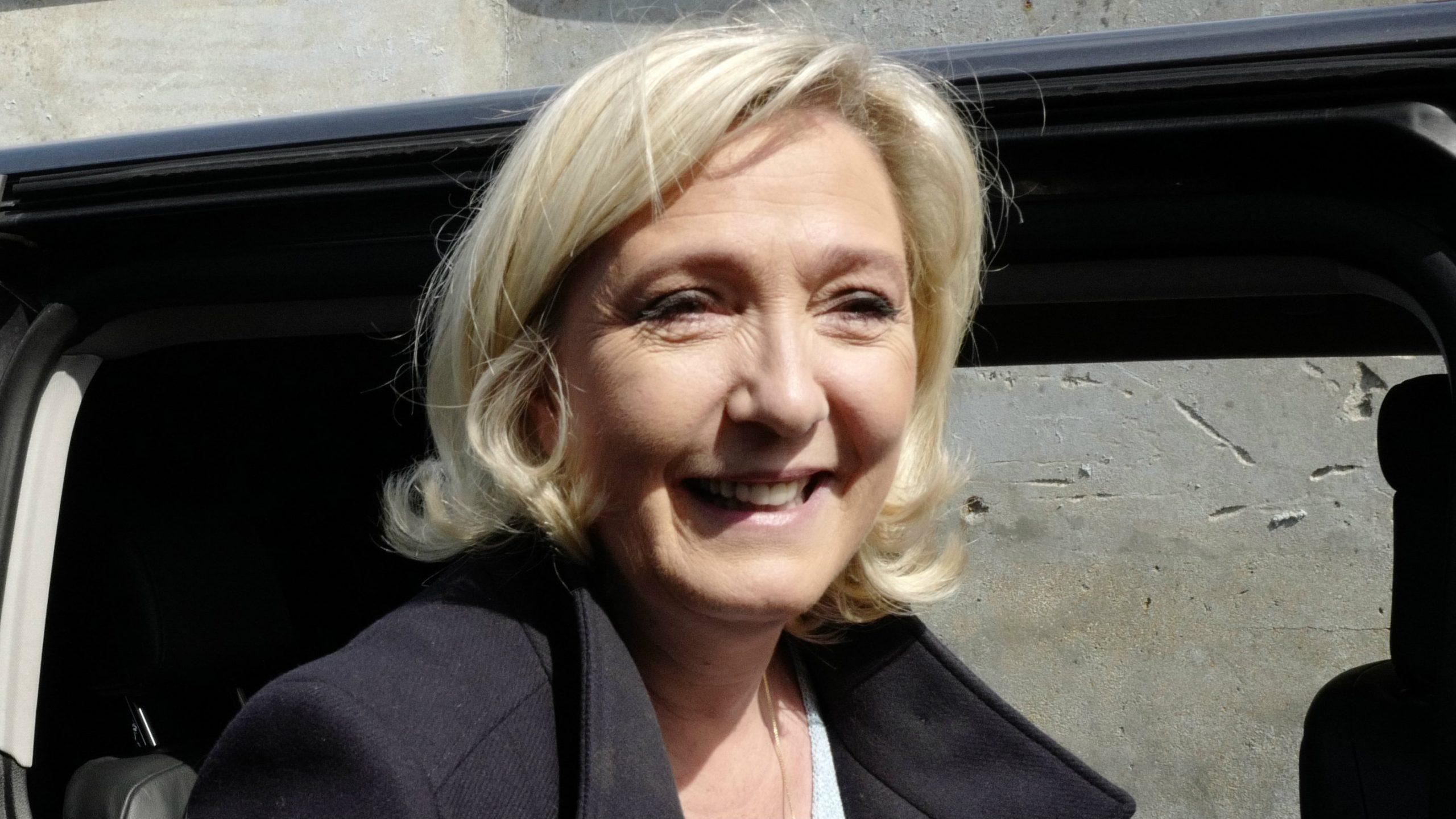 Marin Le Pen planira da bude kandidat na predsedničkim izborima 2022. 1