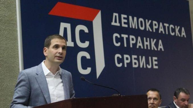 Jovanović (DSS): Srbija ni pod kojim okolnostima ne sme da se odrekne Kosova 2