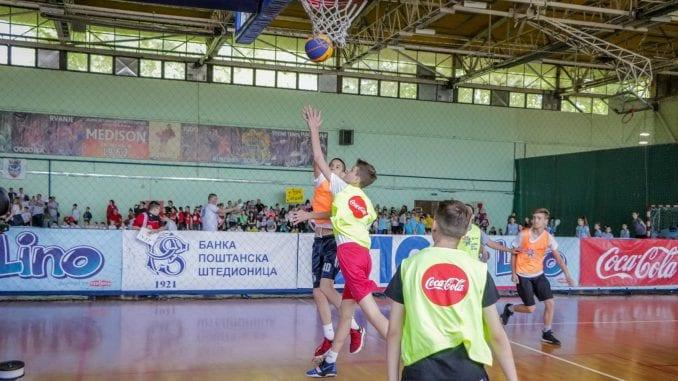 Sombor i Zrenjanin u ritmu Sportskih igara mladih 1