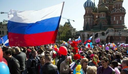 Na Crvenom trgu oko 100.000 ljudi povodom 1. maja 13