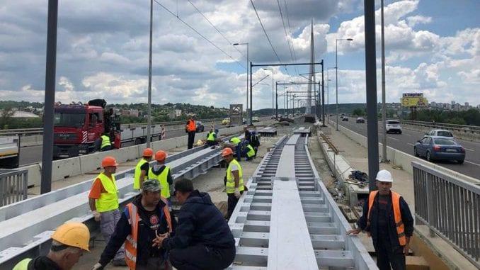 Vesić: Tramvajem preko Mosta na Adi od 5. jula 1