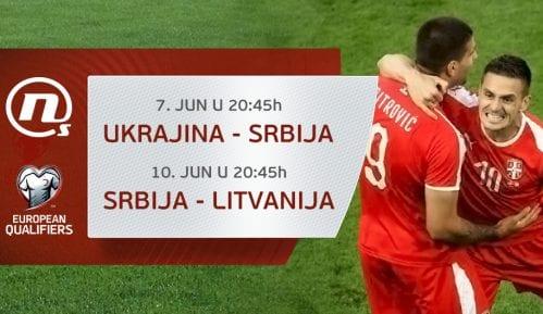 Utakmice Srbije u kvalifikacijama za EP 2020. na Novoj S 3