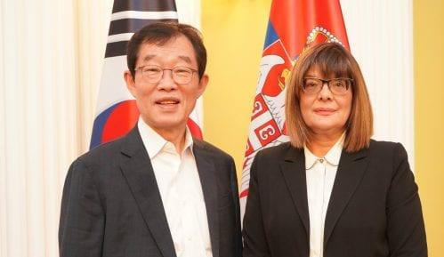 Gojković: Srbija spremna da obeleži jubilej diplomatskih odnosa sa Korejom 3