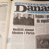 Đinđić (1999): Strategija NATO je velika greška 3