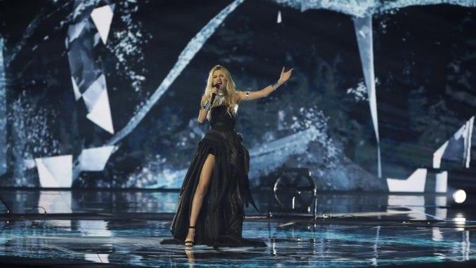 Nevena Božović u finalu Evrovizije (VIDEO, FOTO) 1