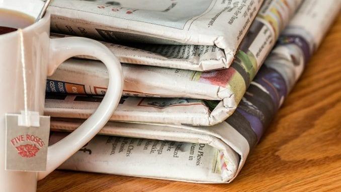 Savet za štampu: Srpski telegraf, Kurir, Nove kikindske i Informer kršili kodeks 1