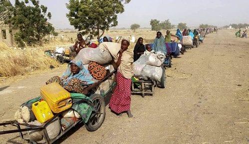 Nekoliko hiljada ljudi pobeglo iz jedno mesta u Nigeriji zbog Boko harama 1