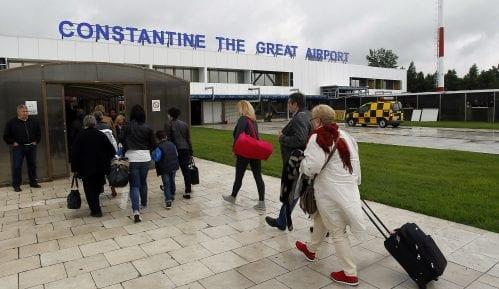 Na niškom aerodromu 11 odsto više putnika 12