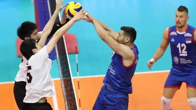Srbija jača za Jovovića i Luburića u Portugalu 1