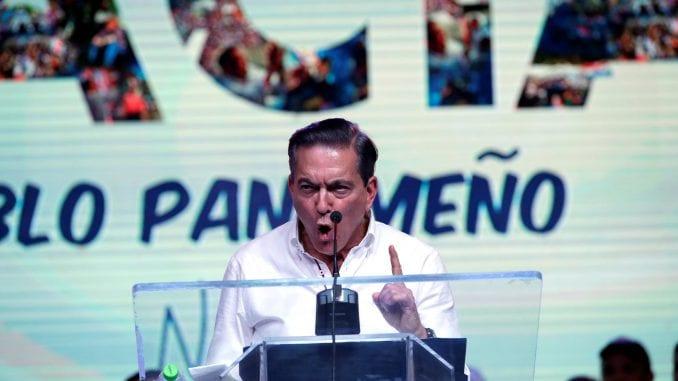 Laurentino Kortiso novi predsednik Paname 1