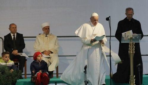 Bugarska pravoslavna crkva vidi Papinu posetu kao napad na pravoslavlje 6