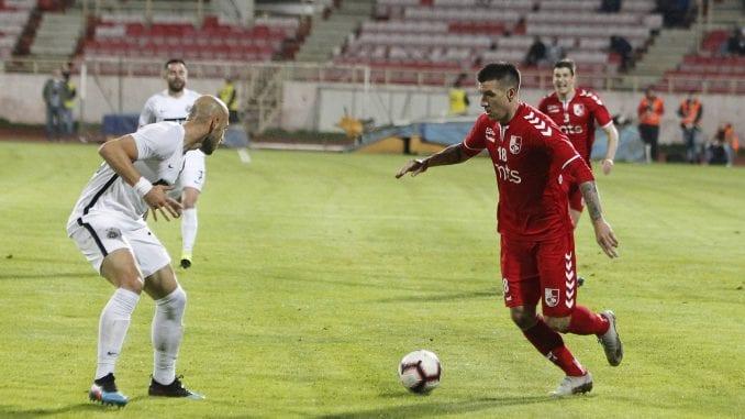 Partizan izvukao remi u Nišu, večiti derbi u finalu Kupa Srbije 1