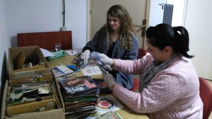 Istorijski arhiv u Pirotu preuzeo ploče iz nekadašnjeg Radio Pirota 5