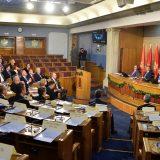 Za danas zakazana konstitutivna sednica Skupštine Crne Gore 2