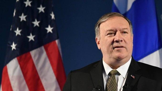 Pompeo u Izraelu optužio Iran da podstiče terorizam uprkos pandemiji 2