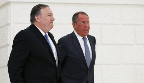 Lavrov rekao da je imao koristan i iskren razgovor sa Pompeom 5