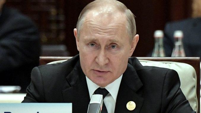 Putin u kratkoj poseti Italiji i Vatikanu 2